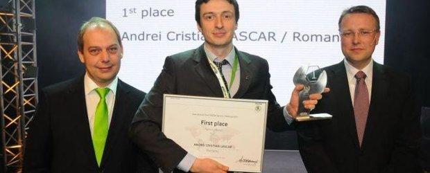 Un roman printre cei mai buni angajati premiati ai service-urilor Skoda