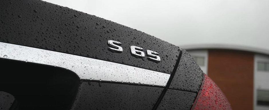 Un S-Class cum rar ti-a fost dat sa vezi. VIDEO cu limuzina cu motor V12 si pret de 276.000 de euro
