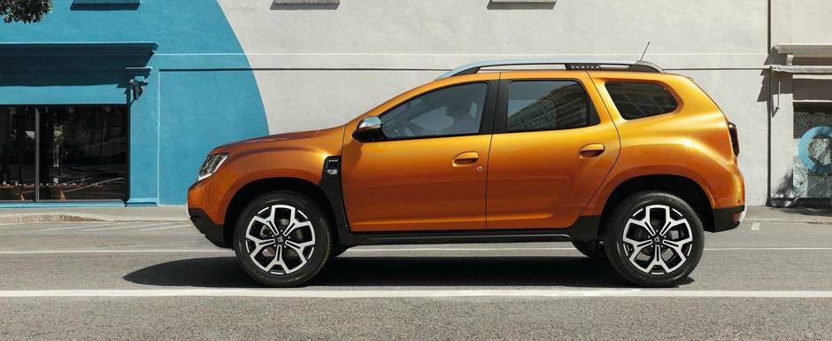 Un sef de la Renault crede ca Dacia Duster e ca Ford Mustang. Declaratia uimitoare a oficialului
