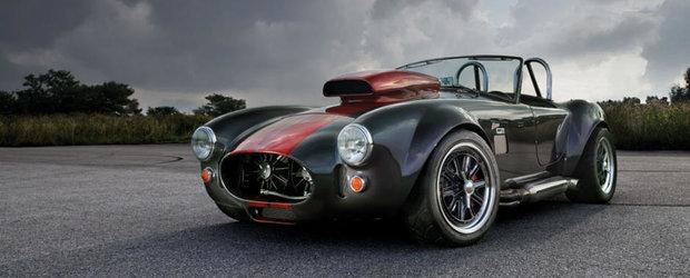 Un Shelby Cobra de 1100 cp s-a vandut cu doar 61.000 de Euro