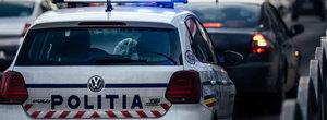 Un sofer a fost amendat cu 1305 lei dupa ce a fost prins de Politie ca a aruncat chistocul pe geam