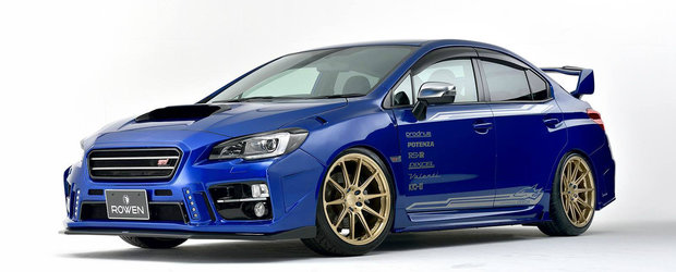 Un Subaru WRX care sa-ti aduca aminte de Need for Speed