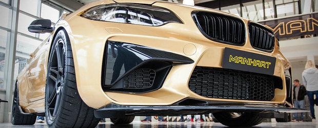 Un transplant de motor le rezolva pe toate. Povestea BMW-ului M2 cu 630 CP sub capota.