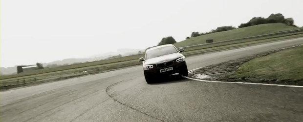Un tur de pista alaturi de Andy Priaulx si noul BMW M235i Coupe