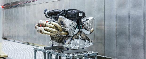 """Un V12 care se tureaza in 11.100 rpm confirmat pentru noul Aston Martin Valkyrie: """"Ma indoiesc ca va fi depasit vreodata!"""""""