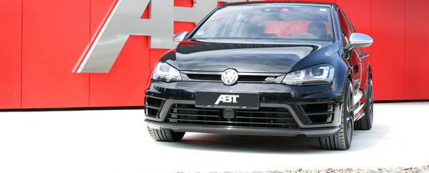 Un VW Golf de 400 CP pare o idee mai mult decat buna