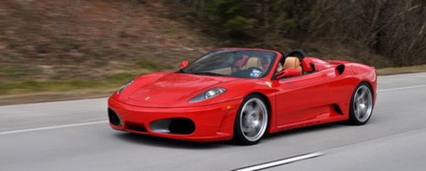 Una bella macchina: Ferrari F430 Twin Turbo by Underground Racing