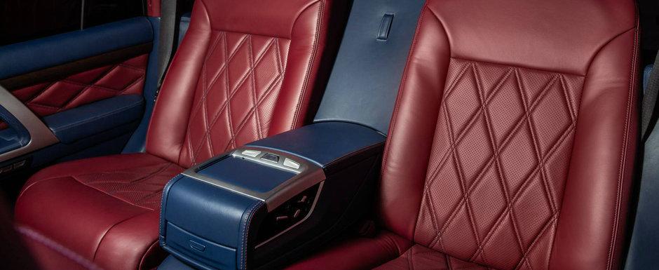 Una dintre cele mai cunoscute masini japoneze, asa cum nu ai mai vazut-o niciodata. Acum are scaune de... BMW Seria 7