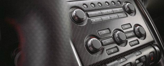 Una dintre cele mai performante masini din lume are un interior plictisitor. Neidfaktor a rezolvat problema