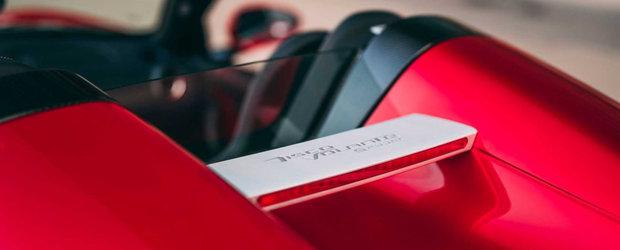 Una dintre cele mai rare masini din lume este de vanzare. Exista numai 7 la fel