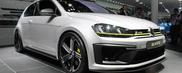 Una rece, una calda: Volkswagen renunta la proiectul Golf R400, dar pregateste un GTI de 310 CP