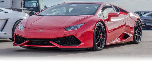 Underground Racing deschide tolba cu bunatati si anunta pana la 2200 CP pentru Lamborghini-ul Huracan