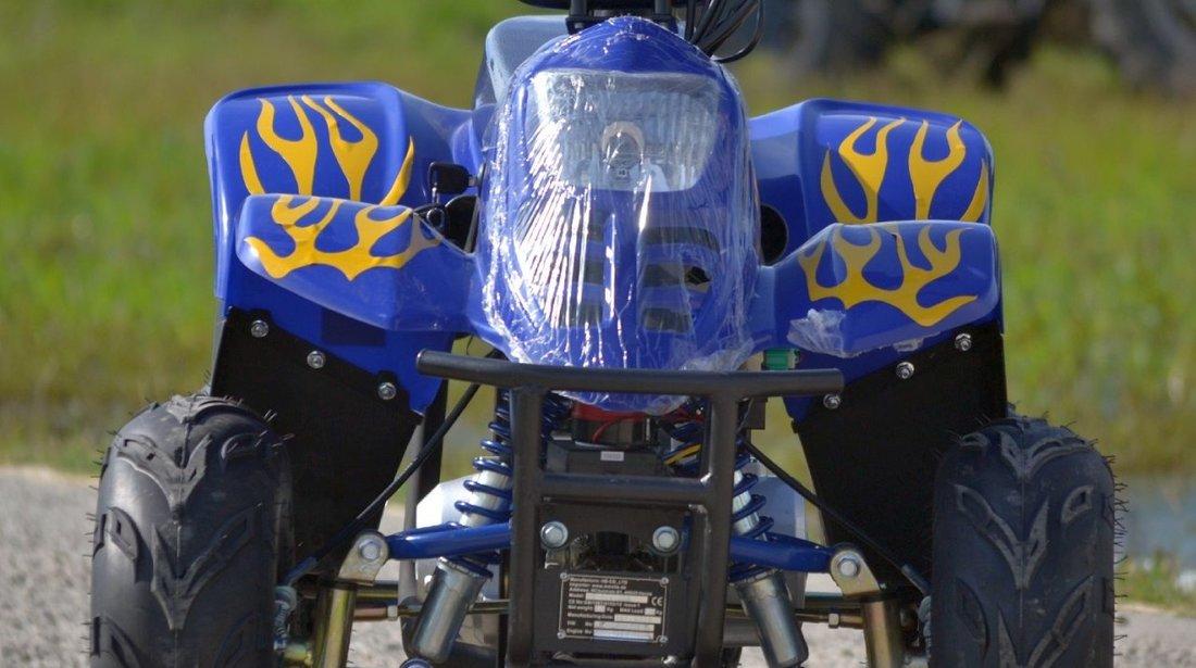 UNIC Dealer ATV HSUN Big Foot 125cc Modelul S RG7