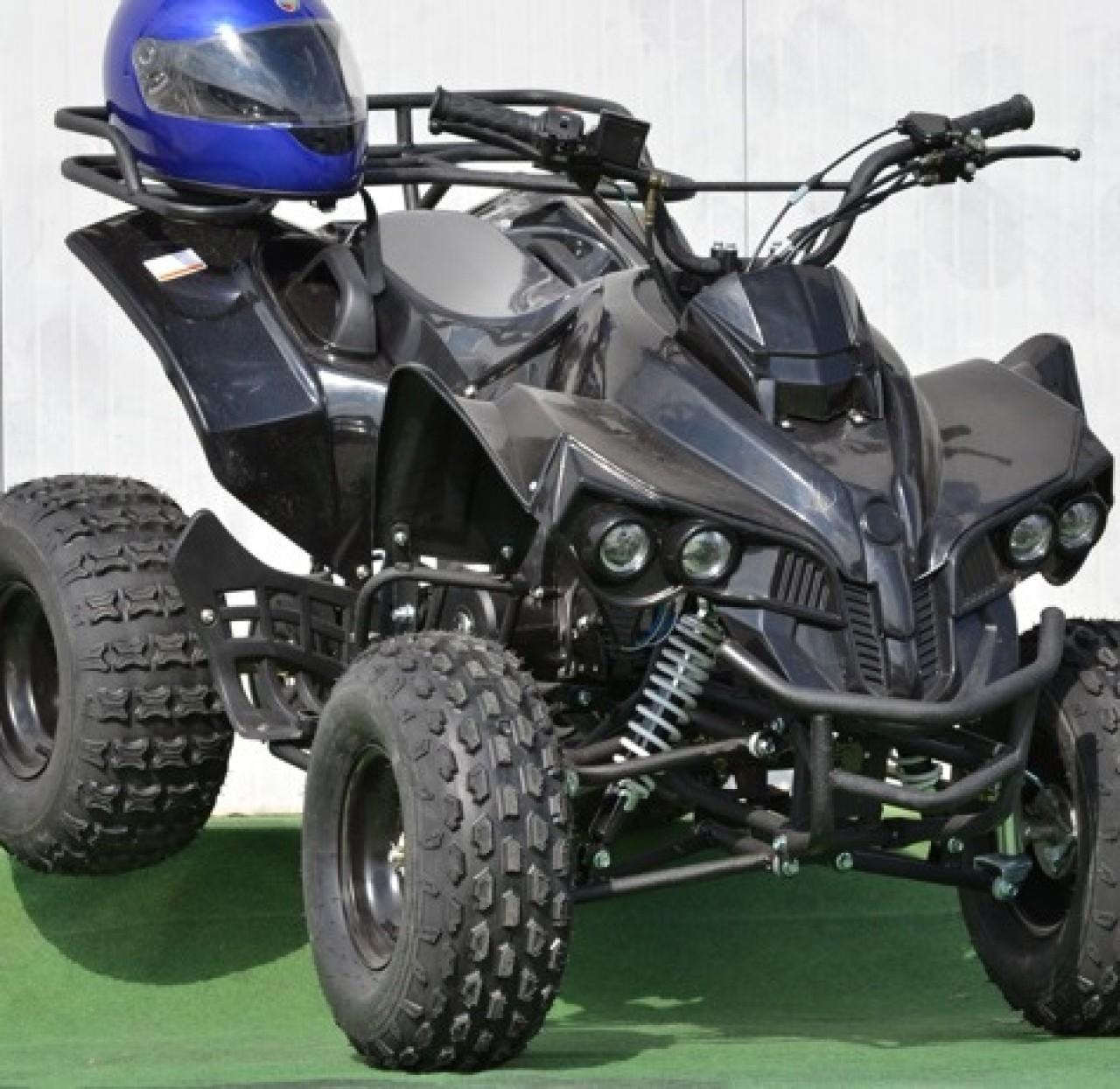 Unic Dealer!! ATV NITRO KXD RENEGADE 125CC CASCA BONUS