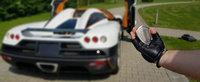 Unicul Koenigsegg CCXS din lume cu peste 1000 cp a fost condus de Soferul