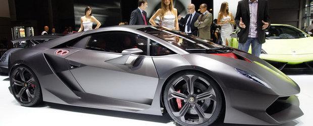 Unicul Lamborghini Sesto Elemento este de vanzare cu 2,3 milioane de Euro