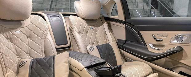 Unii o numesc limuzina suprema, iar acum are si un pret pe masura. Cat costa noul Mercedes S-Class