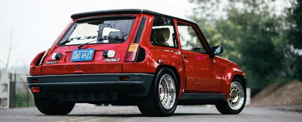 Unii spun ca-i cel mai tare Renault fabricat vreodata. Cu cat se vinde acest R5 Turbo 2 Evolution