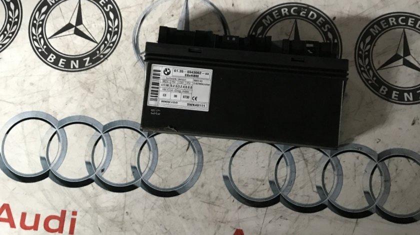 Unitate centrală calculator confort BMW E60, E61,E63,E64 5WK49111