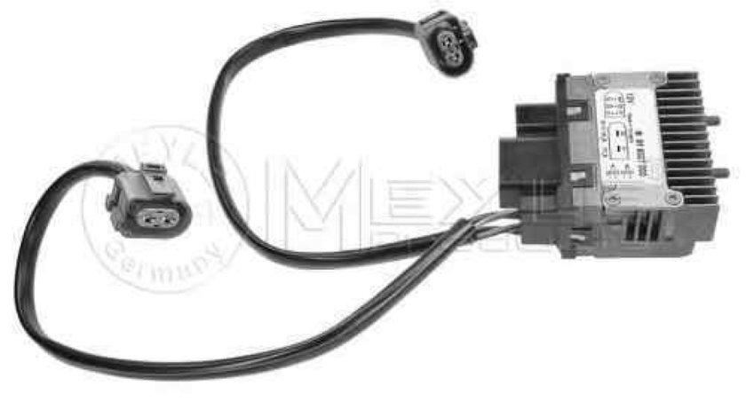 Unitate comanda ventilator electric racire motor AUDI A4 8D2 B5 MEYLE 100 880 0025