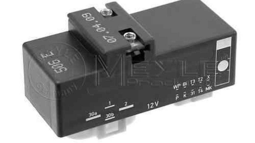 Unitate comanda, ventilator electric (racire motor) AUDI TT (8N3) MEYLE 100 880 0019
