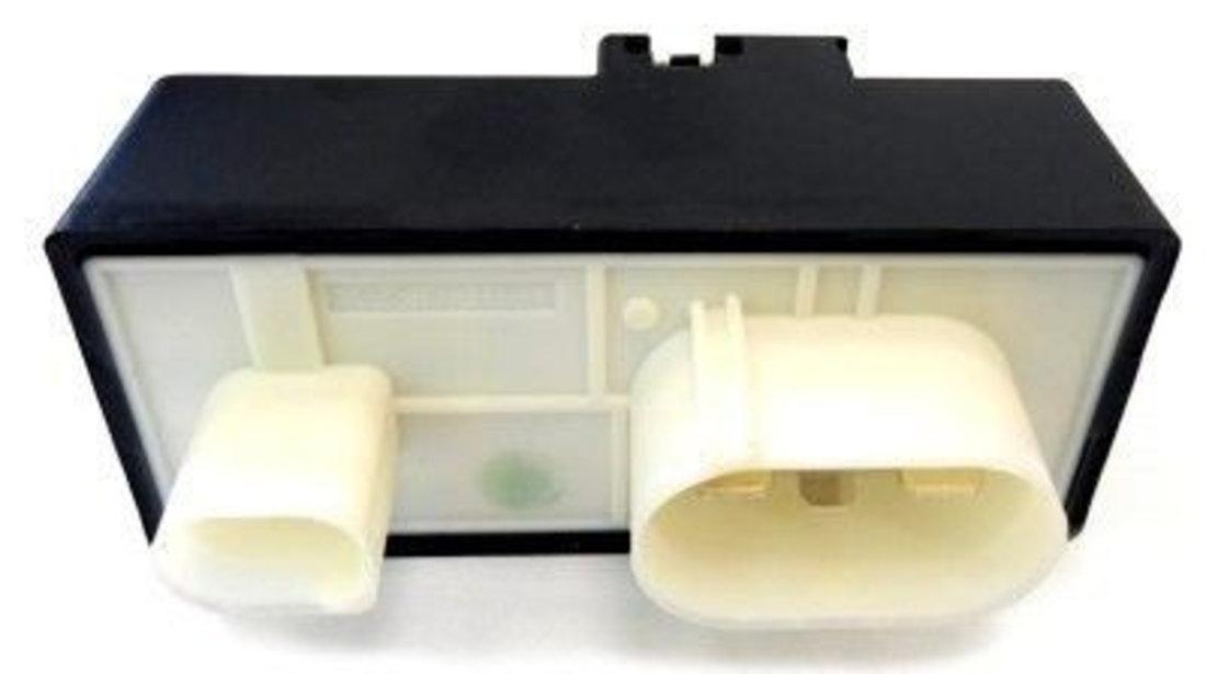 Unitate comanda, ventilator electric (racire motor) SKODA FABIA I (6Y2) (1999 - 2008) METZGER 0917170 piesa NOUA