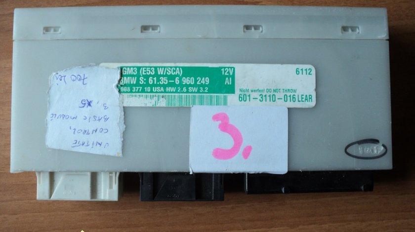 UNITATE CONTROL BASIC MODULE BMW X5 E53 COD 61 35 6960249