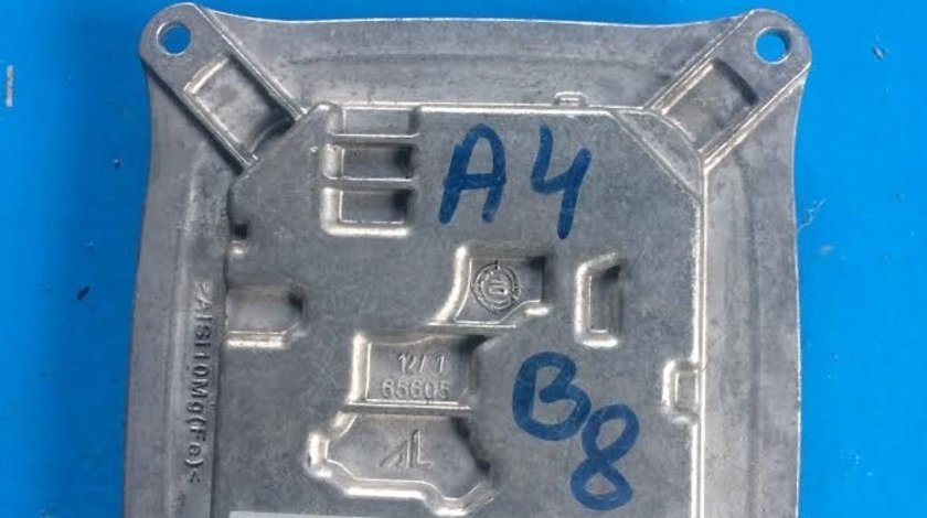 Unitate control lumini Audi A4 B8 8K0907472A