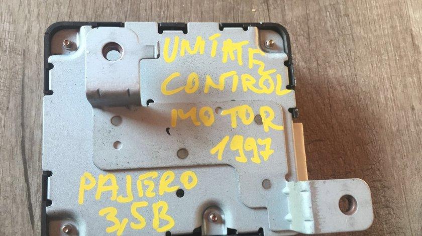 unitate control motor mitsubishi pajero 3.5 benzina 1997 cod mr238020