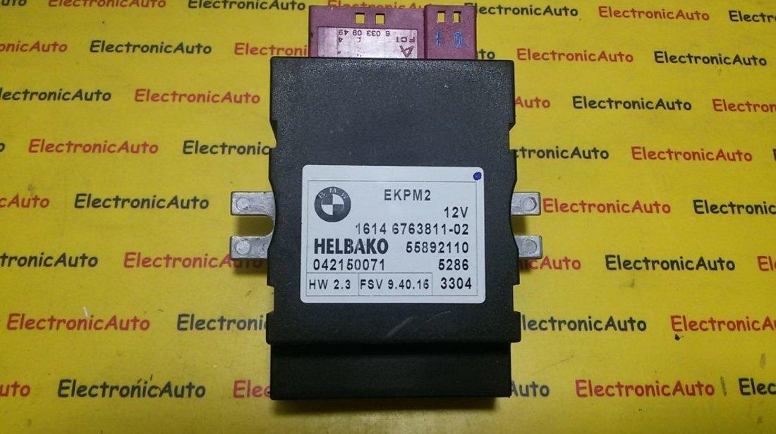 Unitate control pompa alimentare BMW E60 Seria 5 16146763811