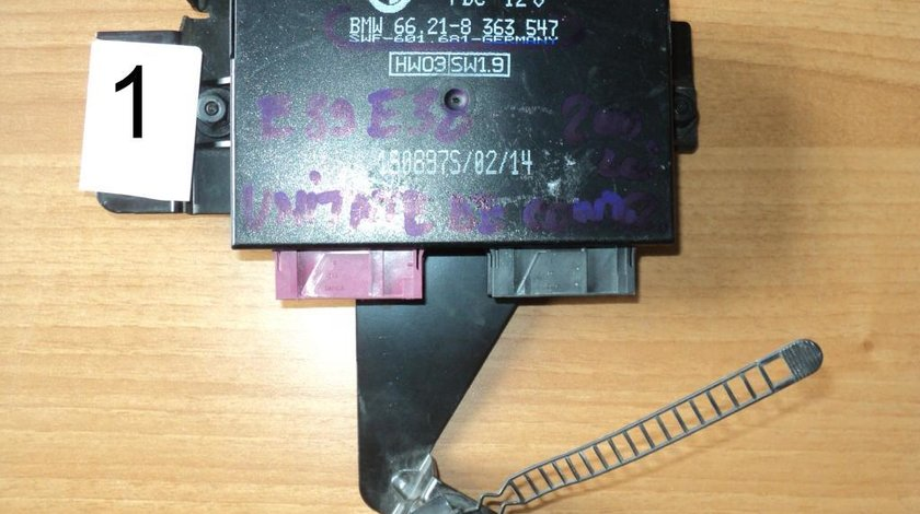 UNITATE DE CONTROL BMW SERIA 5 E39 COD 66.21-8363547