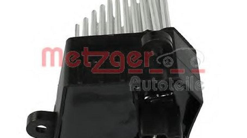 Unitate de control,incalzire/ventilatie BMW Seria 3 (E46) (1998 - 2005) METZGER 0917015 piesa NOUA