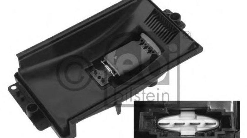 Unitate de control,incalzire/ventilatie SEAT CORDOBA Vario (6K5) (1999 - 2002) FEBI BILSTEIN 33154 - produs NOU