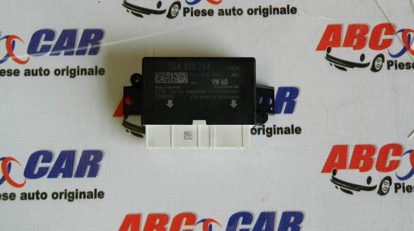 Unitate de control pentru asistență la parcare Audi A3 8V cod: 5QA919294 model 2014