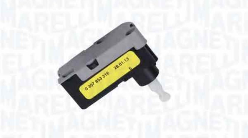 Unitate de control reglare far AUDI A4 Cabriolet 8H7 B6 8HE B7 MAGNETI MARELLI 710307853316