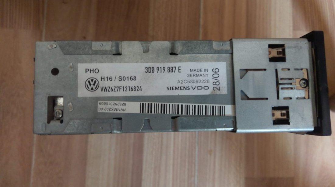 Unitate modul navigatie 3d0919887e VW PHAETON