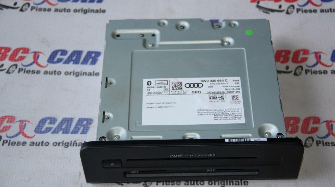Unitate multimedia Audi Q5 FY cod: 8W0035664R model 2018