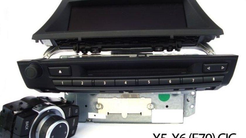 Unitate navigatie BMW CIC pentru X5 X6 E70 E71
