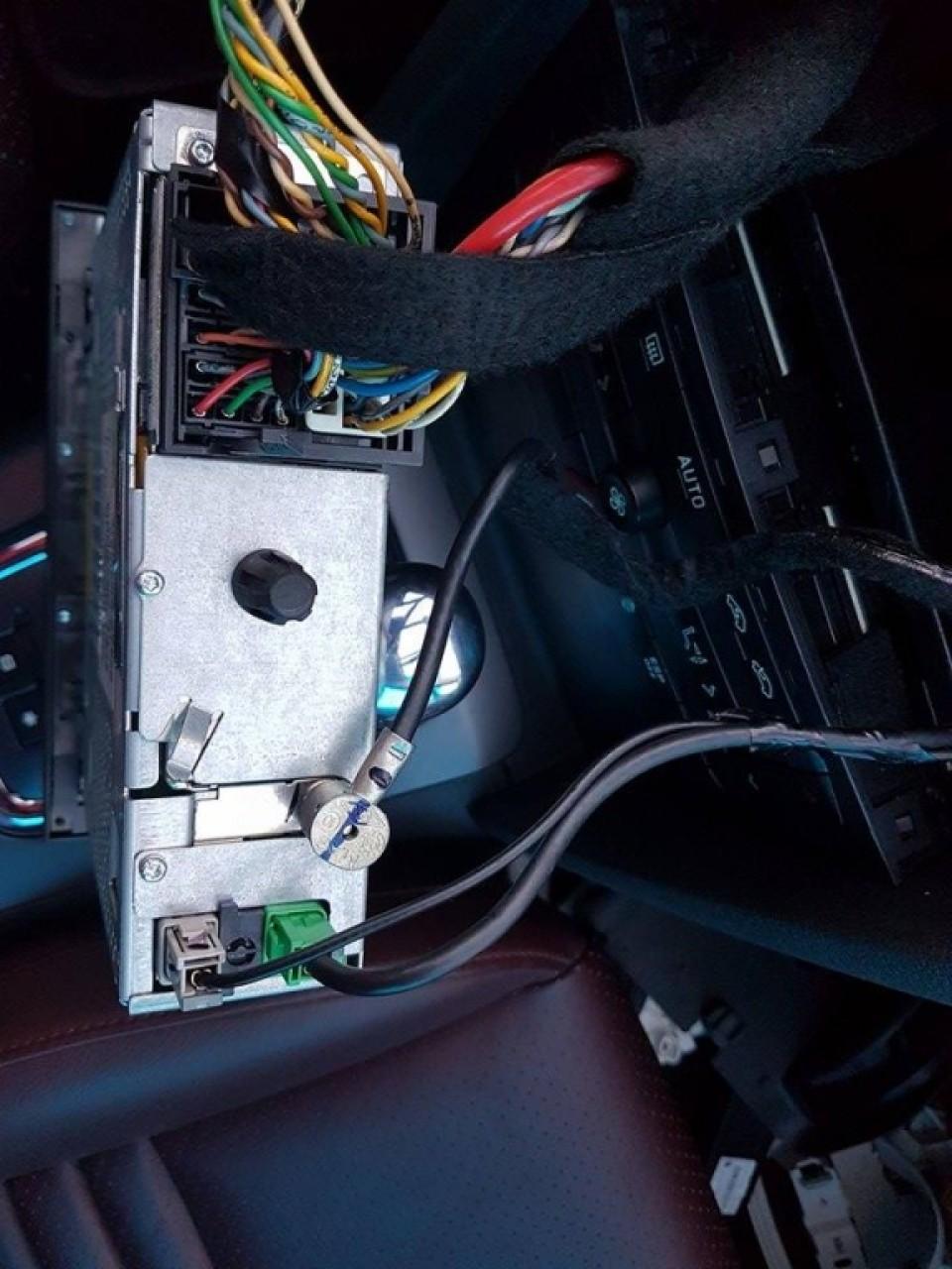 Unitate Navigatie Rt3 96632912xa Peugeot 407 29787033 Wiring