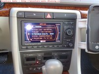 Unitate Navigation Plus MMI cu DVD, MP3, Audi A4 2002-2008 originala