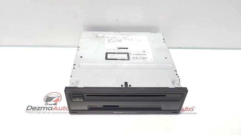 Unitate radio cd cu navigatie, Skoda Octavia 3 Combi (5E5) 5E0035842A