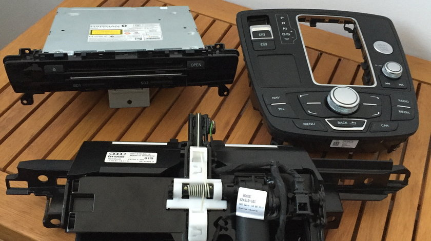 Unitati complete navigatie AUDI MMI 3G Basic, HIGH si 3G PLUS