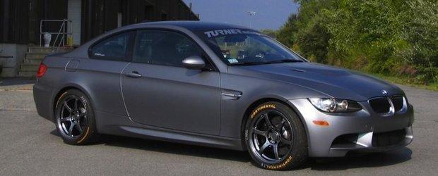 Unul dintre cele 30 de BMW-uri M3 Frozen Gray este la modificat