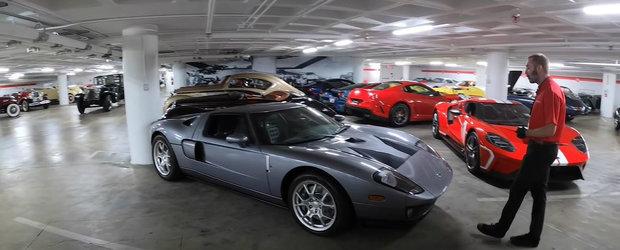 """Unul dintre cele mai cunoscute muzee auto din lume isi deschide """"seiful"""" pentru tine. VIDEO de neratat"""