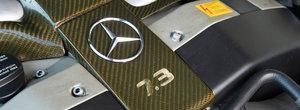 Unul dintre cele mai rare AMG-uri este acum de vanzare. Pagani Zonda are acelasi motor de 7.3 litri sub capota