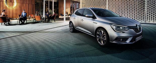 UPDATE FOTO: Avem noi imagini oficiale cu Renault Megane IV!