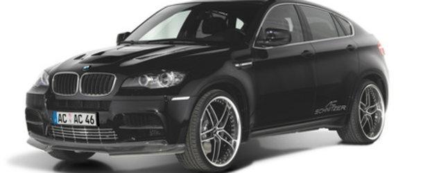 Update Foto: BMW X6 M by Ac Schnitzer revine!