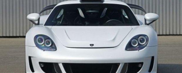 Update Foto: Gemballa Mirage tuneaza Porsche GT Carbon Edition