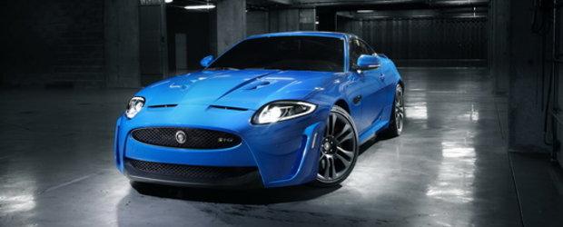 Update Foto: Jaguar introduce apetisantul XKR-S, unde S vine de la Super