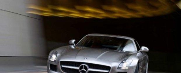 Update Foto: Mercedes-Benz SLS AMG
